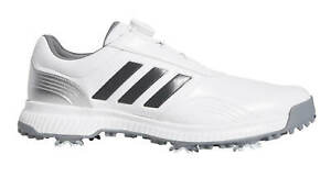 Adidas-CP-Traxion-BOA-Golf-Shoes-White-Silver-2019-Men-039-s-New-Choose-Size