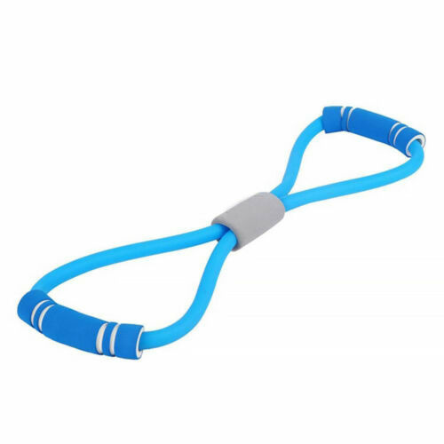 Elastic Exercise Fitness Rubber Equipment Yoga Stretch Resistance Band