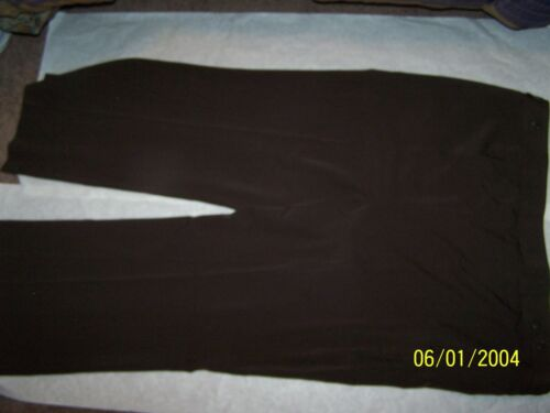 LaneBryant Brown DressPants Sizes 1P 8T 9 9Tall 10P 10 10T Right Fit NWT $39.99
