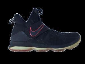 Nike Lebron James 14 Xiv Bred University Red Shoes 852405 004 Mens Size 16 Ebay