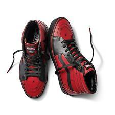 VANS Sk8 Hi Marvel Captain Marvel Skate Shoes Size Men 4