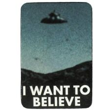 FUN - I Want To Believe - Aufkleber Sticker - Neu #246 - Funartikel