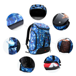 7c3eef605d82 Image is loading Kuangmi-Basketball-Football-Backpack-Ball-Pocket-All-Sports -