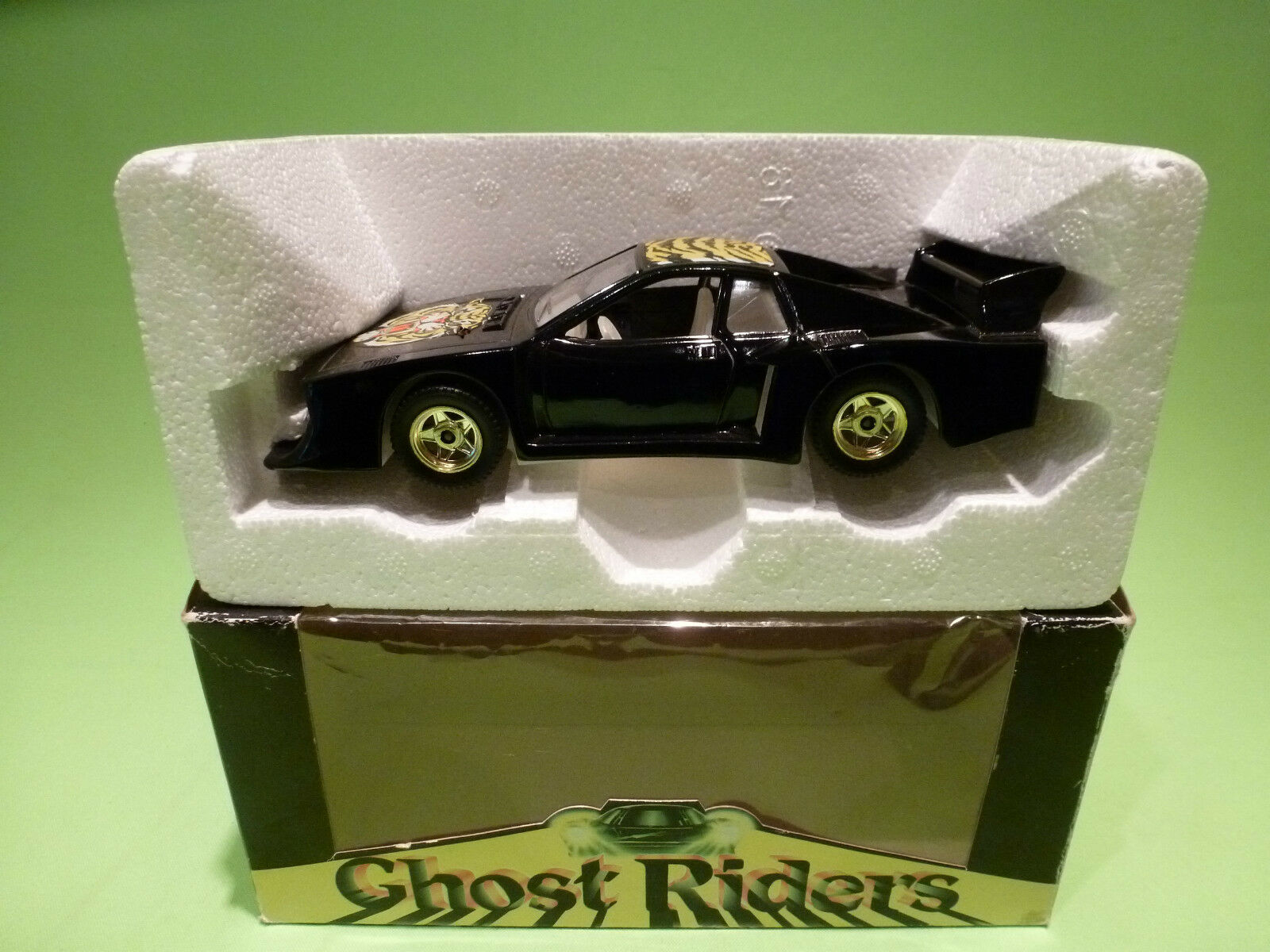 POLISTIL LANCIA 037 - GHOST RIDERS  - 1 25 - VERY GOOD CONDITION IN SPECIAL BOX