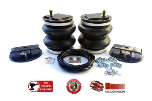 Boss Air Suspension Load Assist Kit for 2007 to 2018 Toyota Tundra 2wd /& 4wd