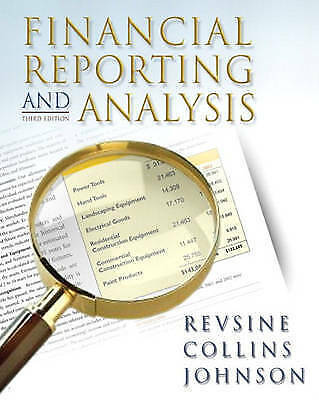 Financial Reporting and Analysis (3rd Edition)-ExLibrary