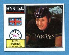 SPRINT '72 - PANINI - Figurina-Sticker n. 103 - HUGH PORTER - GBR - Rec