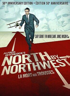 North by Northwest 1959 Retro Movie Poster A0-A1-A2-A3-A4-A5-A6-MAXI 659