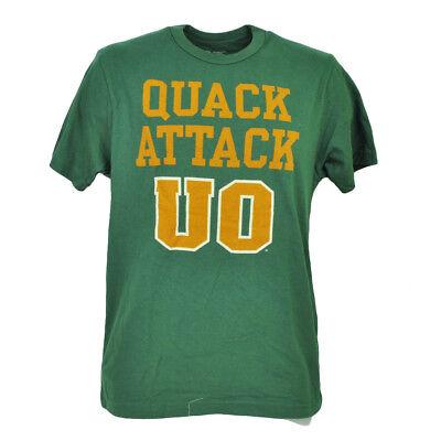 Qualifiziert Ncaa Oregon Ducks Quack Attack Grün Herren Erwachsene T-shirt Rundhalsausschnitt Weich Und Leicht Sport