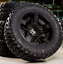 4X-NEW-Genuine-XD-17X9-034-PX3-PX2-FORD-RANGER-2019-SATIN-BLACK-17-034-WHEELS-ONLY thumbnail 6