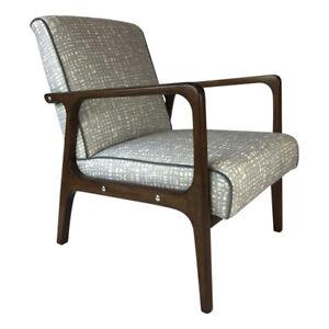 Vintage Retro Luxury Danish Design Mid Century Armchair ...