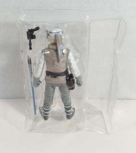 """Star Wars Luke Skywalker Hoth figure loose 2018 Force link 2.0 Solo 3.75/"""" Wampa"""