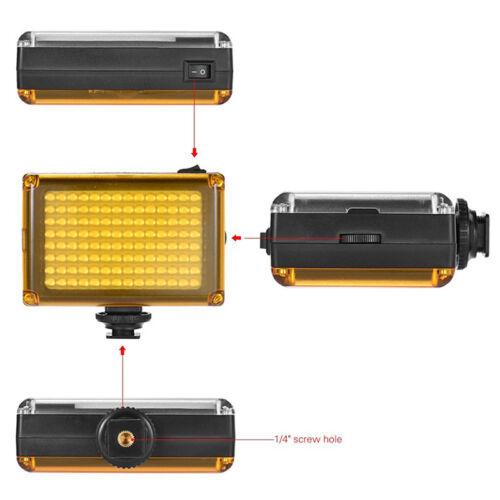 LED-Telefon Video Licht Foto Beleuchtung Kamera LED-Lampe Telefon Camcorder