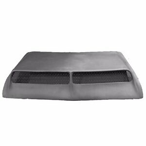 fiberglass hood scoop 70 96 chevy gmc full size van ebay. Black Bedroom Furniture Sets. Home Design Ideas