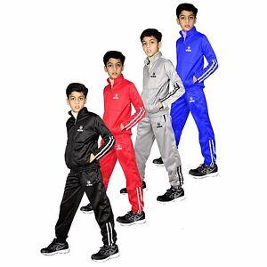 XXR-Boys-Junior-Kids-Full-Zip-Tracksuit-Jogging-Top-Bottoms-Football-Age-7