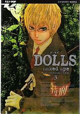 J-POP DOLLS NAKED APE NUMERO 3 (SCONTO 15 %)