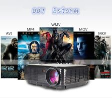 3D 1080P 3500 Lumens Projector Home Theater Cinema LED/LCD HDMI VGA AV TV V