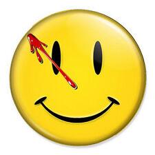 "Watchmen Smiley Face 25mm 1"" Pin Badge Button DC Comics"