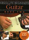 Absolute Beginners: Guitar: Book 2 by John Bennett (Paperback, 2001)