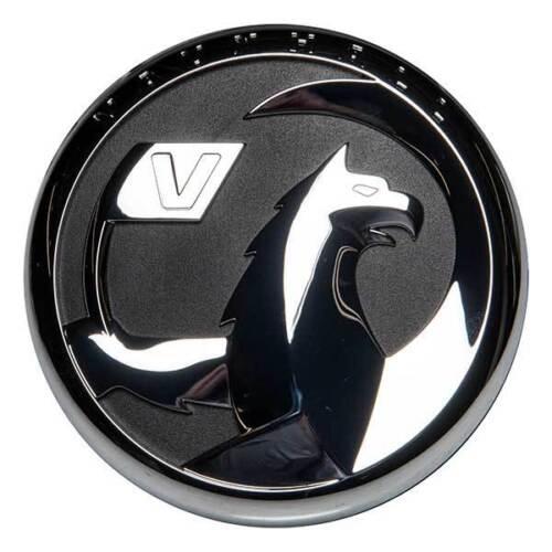 VM Part 13472380GM Front Griffin Badge Car Emblem Logo Vauxhall Corsa E 15-On