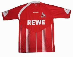 Details zu 1. FC Köln Trikot Home 200910 Reebok Herrengröße M