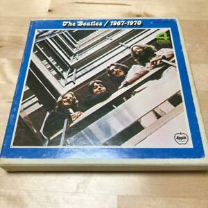 THE-BEATLES-1967-1970-Reel-to-Reel-Tape-EAXA-5098B-Japan