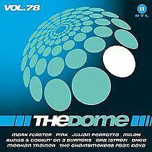 The-Dome-Vol-78-von-Various-CD-Zustand-gut