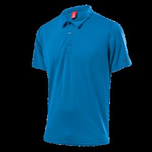 TM CF 22805 brilliant blau Löffler Herren Poloshirt Tencel
