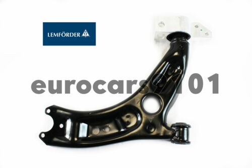 Volkswagen Jetta Lemforder Front Left Right Control Arms 1K0407152BC 1K0407151BC
