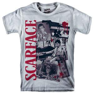 947857bfb SCARFACE T-shirt Tony Montana Drug Lord - manny ribera - elvira - al ...