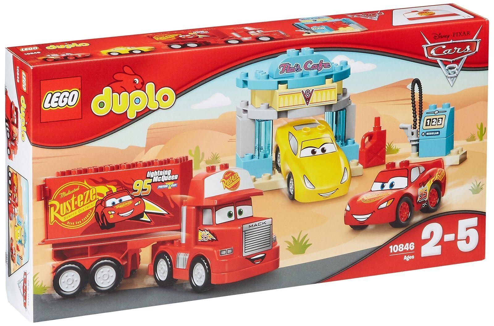 LEGO DUPLO 10846 CARS 3 CAFE' DA FLO