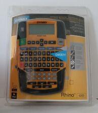 Dymo Rhino 4200 Basic Industrial Handheld Label Maker 1 Line 4 350x8 2350x2 6
