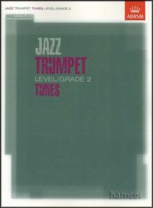 Details about Jazz Trumpet Tunes Grade 2 ABRSM Sheet Music Book/CD