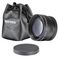 Neewer 58mm 2.2X Tele Telephoto Lens for Canon Nikon Sony Pentax DSLR Camera