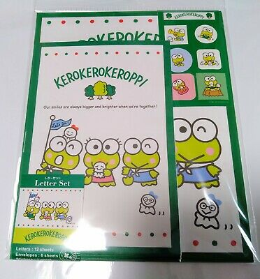 Sanrio Tuxedosam Letter Set Japan Penguin Genuine For sale Japan only
