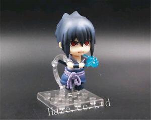 Naruto-Sasuke-Uchiha-Shippuden-Nendoroid-PVC-Figure-Toys-Collection-In-Box-10cm