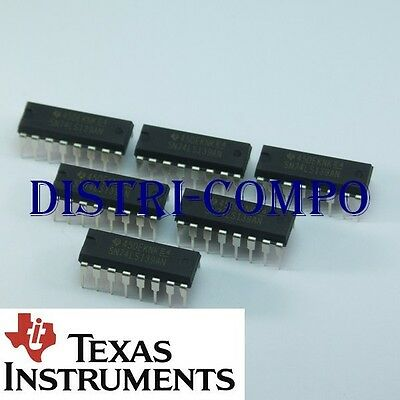 74LS139=SN74LS139AN Demuxen DIP-16 Texas Rohs Set Aus 6