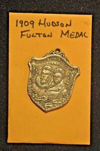 1909 Hudson-Fulton Celebration Medals   eBay