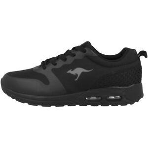 Kangaroos-Kanga-x-2200-Zapatillas-K-Zapatos-Informales-de-deporte-Black