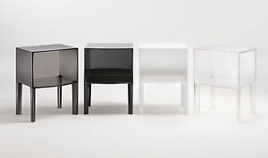 SMALL-GHOST-BUSTER-Kartell-Flagship-store-comodino-nuovo-colori-vari