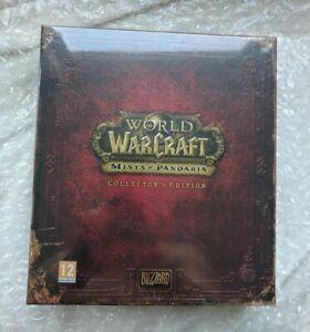 World-of-Warcraft-Nebel-Von-Pandaria-Collector-039-s-Edition-Factory-Sealed-BRAND-NEW