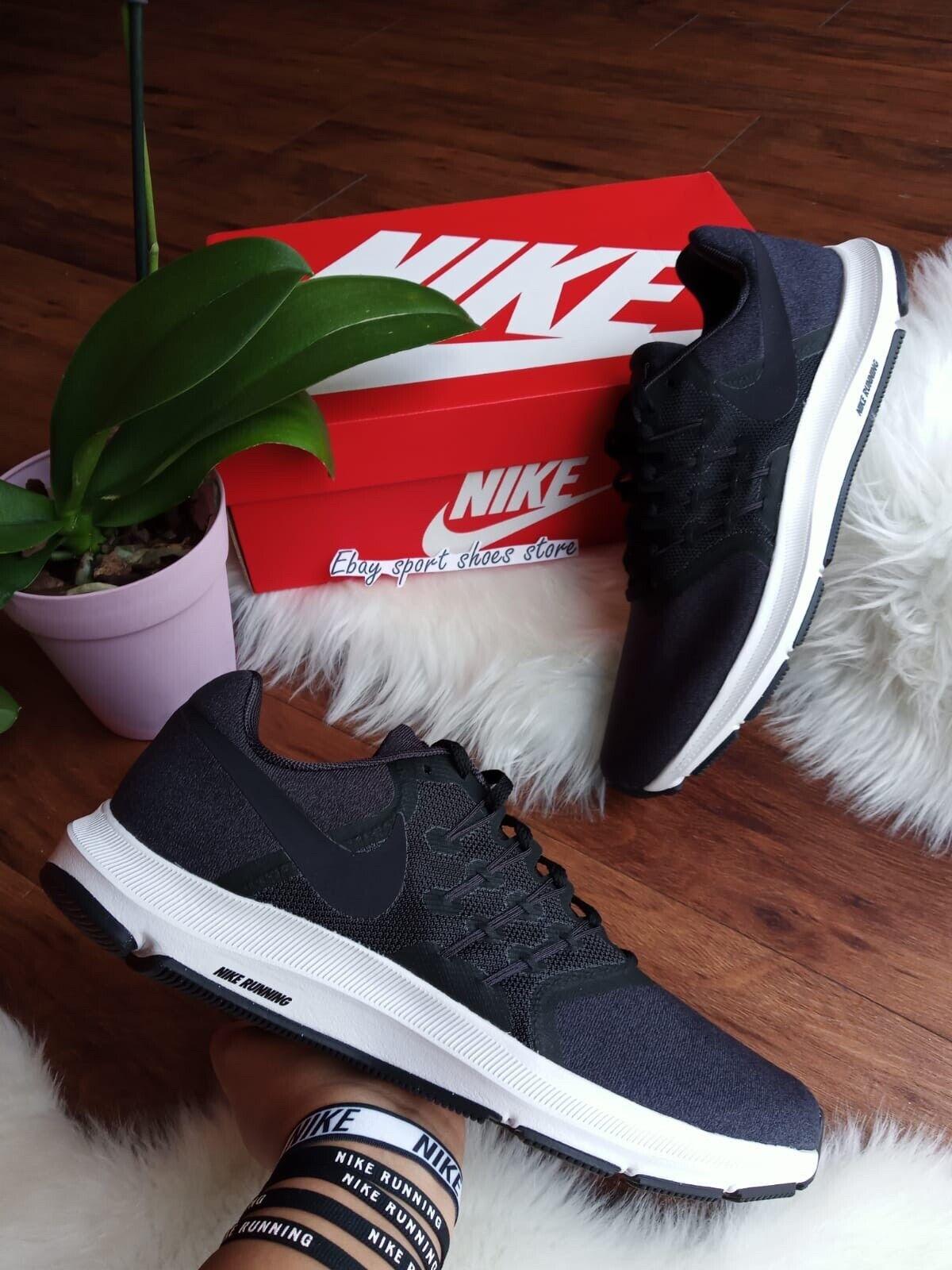 Taille 10 Femme Nike Run Swift noir 909006 009 chaussures De Course