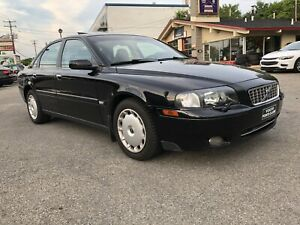 2006 VOLVO S80 AWD LIMITED ONLY 152000km