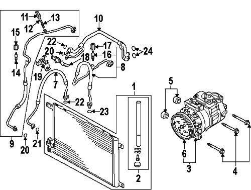 Buy Audi 4h0959126b Genuine Oem Pressure Sensor Online