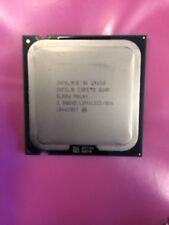 Intel Core 2 Quad Processor Q9650 SLB8W 3.00GHz 12M 1333 Quad Core LGA775