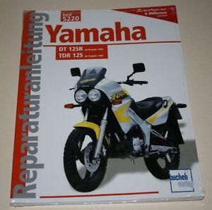 Reparaturanleitung Yamaha Dt 125 R Tdr 125 Ab Baujahr 1990 Ebay