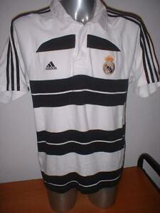 540d0dbb914 Image is loading Real-Madrid-Adidas-Rugby-Polo-Leisure-Jersey-Shirt-