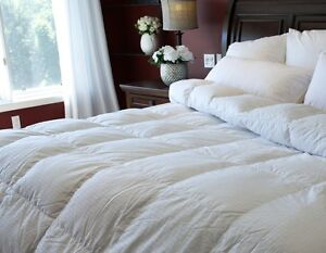 Image Is Loading Hutterite White Down Duvets Comforters 800 Fill