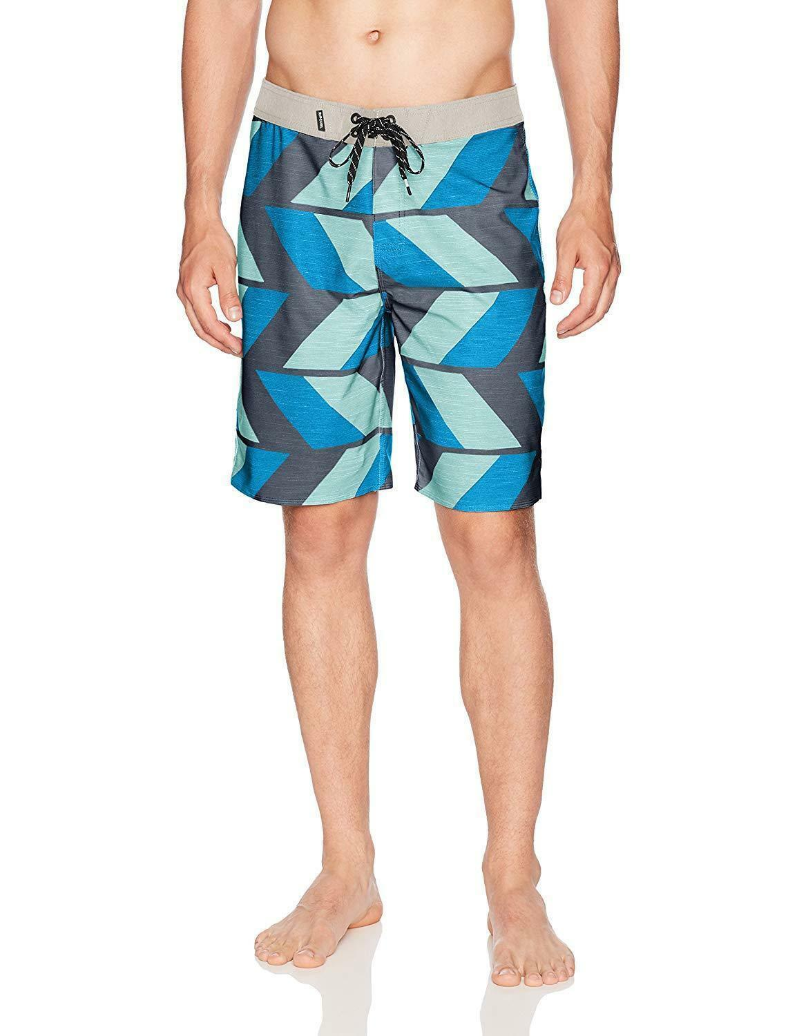 Rip Curl Men's Mirage Pentex Boardshorts Stretch Surf Shorts Size 34 - CBONG7