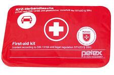Auto Verbandskasten Verbandstasche KFZ Fahrzeug Verbandtasche KFZ DIN 13164 ROT